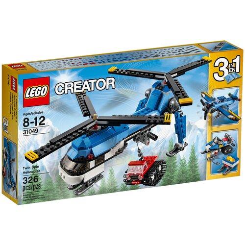 Фото - Конструктор LEGO Creator 31049 Двухроторный вертолет lego creator городской магазин игрушек 31105
