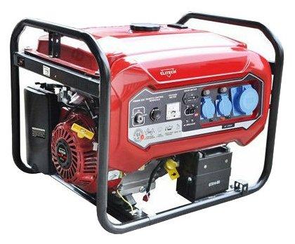 Бензиновый генератор ELITECH БЭС 10000ЕAМ (8000 Вт)