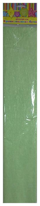 Цветная бумага крепированная перламутровая Феникс+, 50х250 см, 1 л.