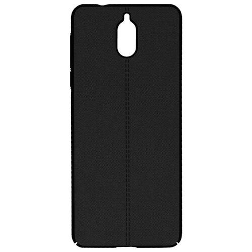 Чехол Volare Rosso Jeans для Nokia 3.1 черный