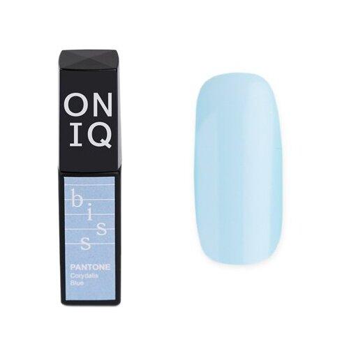 Гель-лак для ногтей ONIQ Pantone, 6 мл, 037S Corydalis Blue  - Купить