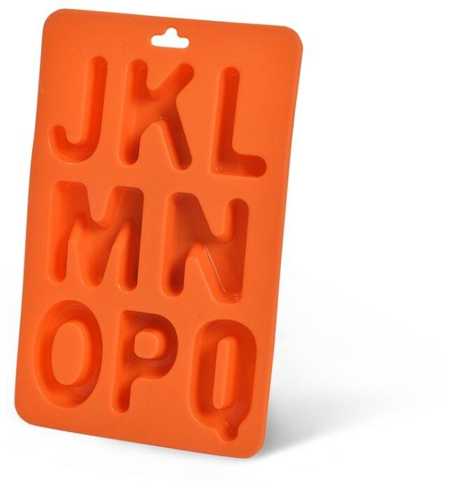 Форма для льда Fissman Буквы английского алфавита от J до Q