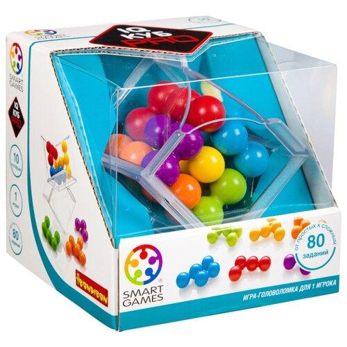 Головоломка BONDIBON Smart Games IQ-Куб PRO (BB3332) головоломка mefferts m6620 куб призрак