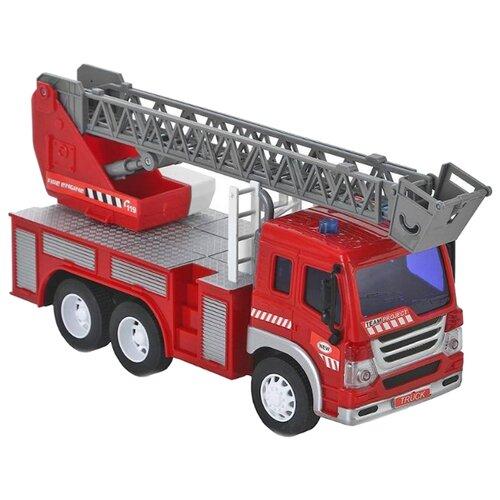 Купить Пожарный автомобиль Fun toy 44404/5 1:16 26 см красный, Машинки и техника