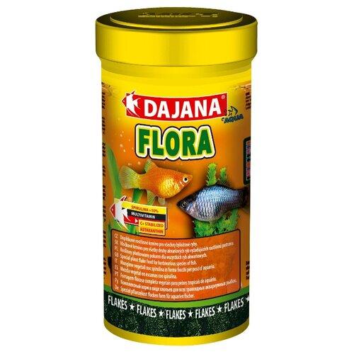 Сухой корм Dajana Pet Flora для рыб 500 мл 100 г