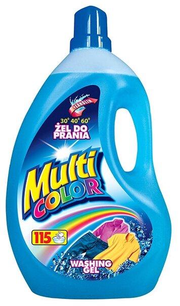 Гель для стирки Multicolor для цветных тканей