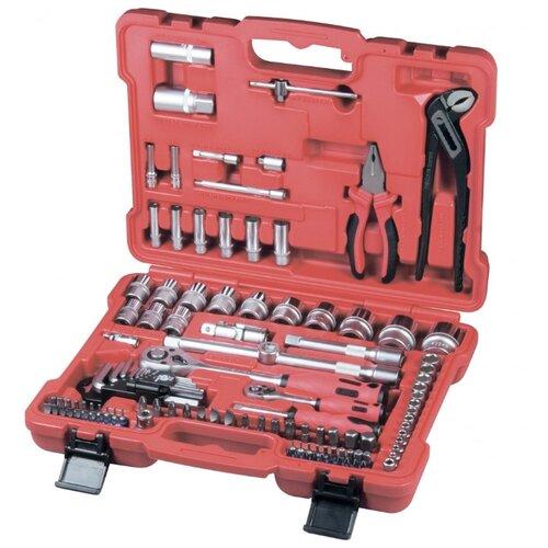 Набор автомобильных инструментов Matrix (117 предм.) 13587 набор инструментов matrix 11579