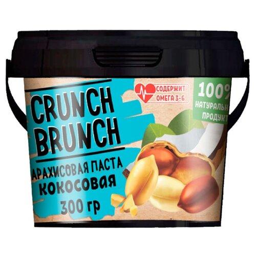 Crunch Brunch Арахисовая паста Кокосовая 300 г фото