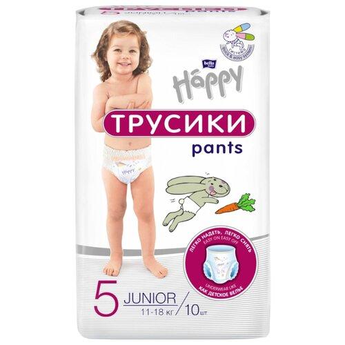 Bella Baby happy трусики 5 (11-18 кг) 10 шт.