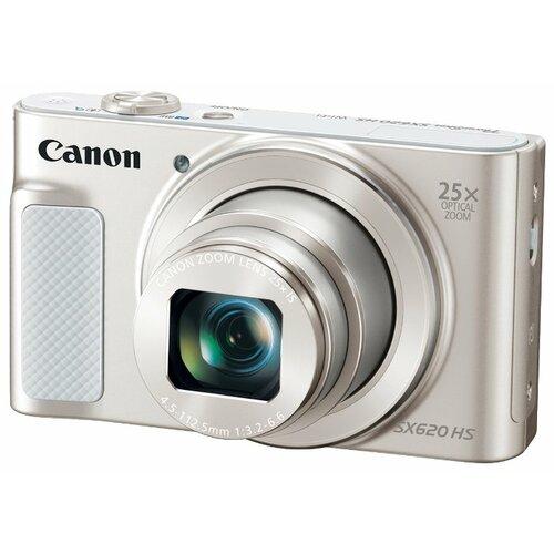 Фото - Фотоаппарат Canon PowerShot SX620 HS белый фотоаппарат canon powershot sx70 hs черный