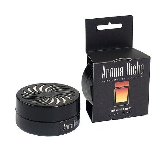 Автолидер Ароматизатор для автомобиля, Aroma Riche мужской, The One №9 50 г