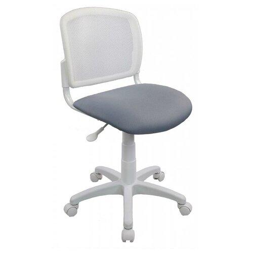 Компьютерное кресло Бюрократ CH-296NX офисное, обивка: текстиль, цвет: серый 15-48 цена 2017