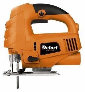Электролобзик DeFort DJS-710N-L 710 Вт