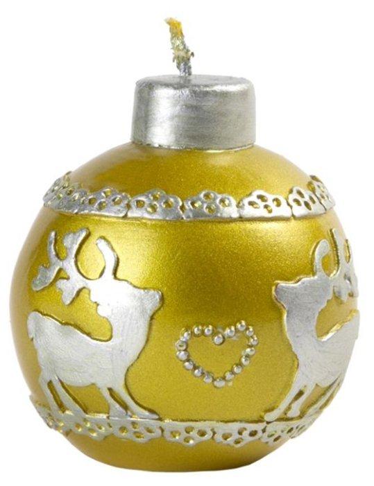 Свеча Феникс Present новогодняя Шар (78312 / 78313)