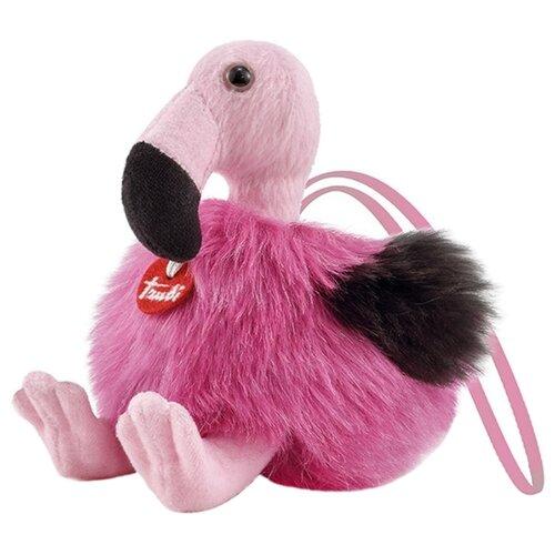 Мягкая игрушка Trudi Фламинго пушистик 13 см trudi коала пушистик 24 см trudi