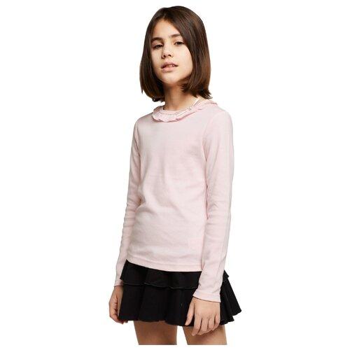 Купить Блузка Снег размер 122-128, розовый, Рубашки и блузы
