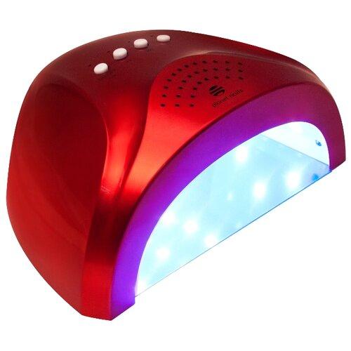Лампа LED-UV planet nails Sunlight, 48 Вт красная лампа led uv planet nails priority 48 вт белый черный