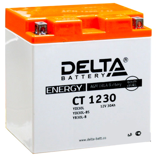 Аккумулятор DELTA CT1230