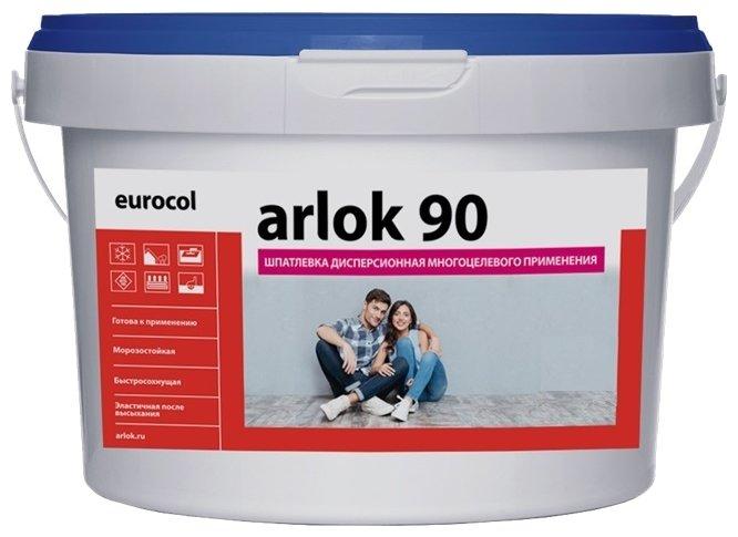 Шпатлевка Arlok 90