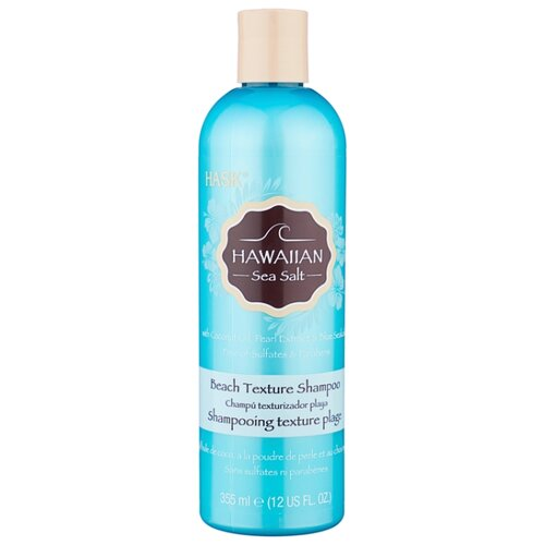 Hask шампунь Hawaiian Sea Salt Beach Texture 355 мл