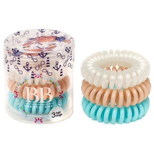 цена на Резинка Beauty Bar браслет 3 шт. морской