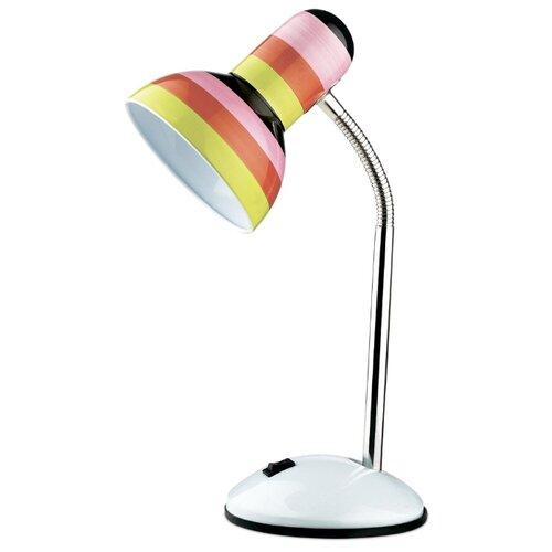 Настольная лампа Odeon light Flip 2593/1T, 60 Вт настольная лампа odeon light ameli 2252 1t 60 вт