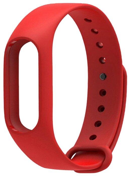 Karmaso Ремешок для Xiaomi Mi Band красный