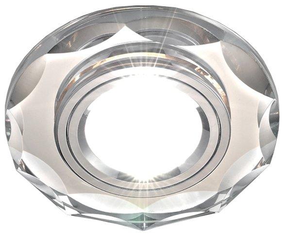 Встраиваемый светильник Ambrella light 800 CL, хром