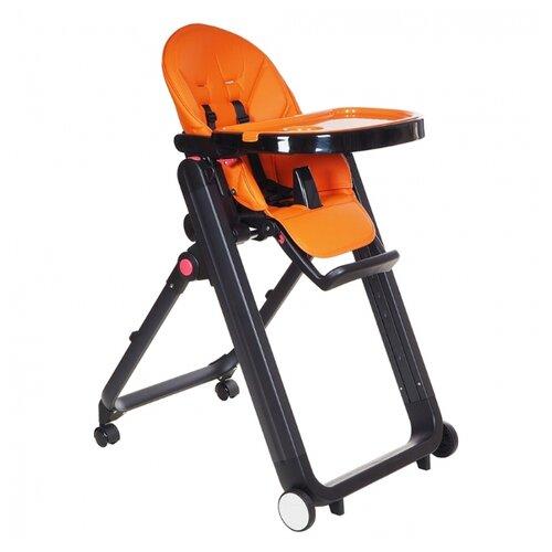 Купить Стульчик-шезлонг Ivolia Leon orange, Стульчики для кормления
