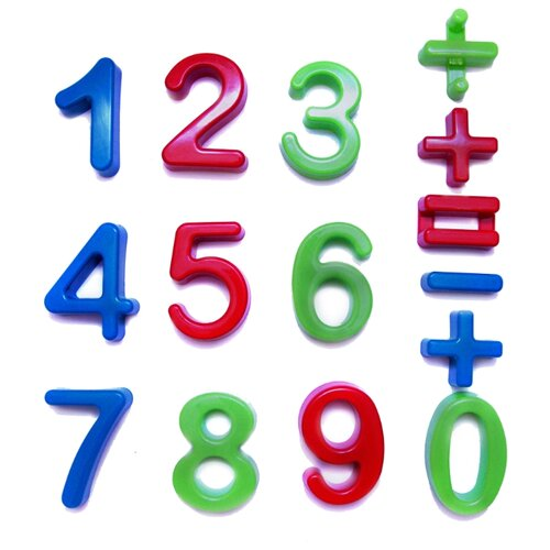 цены Набор цифр Karolina toys