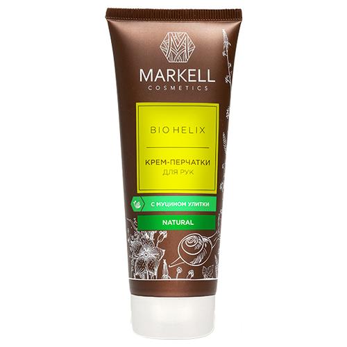 Купить Крем-перчатки Markell Bio Helix для рук с муцином улитки 75 мл