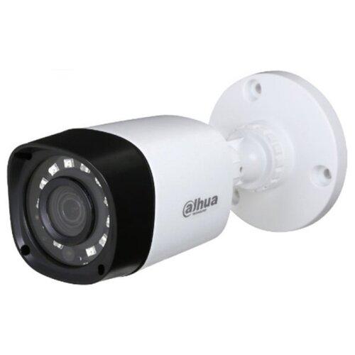 Камера видеонаблюдения Dahua DH-HAC-HFW1200RMP-0360B-S3 белый по цене 2 160