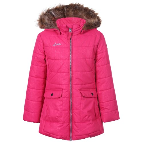 Пальто LUHTA размер 92, розовый
