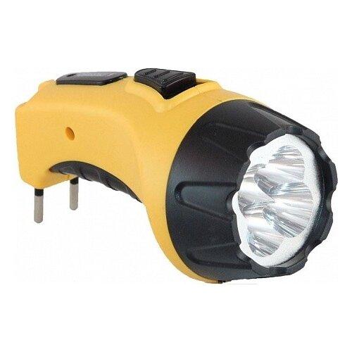 Фото - Ручной фонарь СЛЕДОПЫТ Электра 4 жёлтый ручной фонарь следопыт профи pf pfl l63 черный
