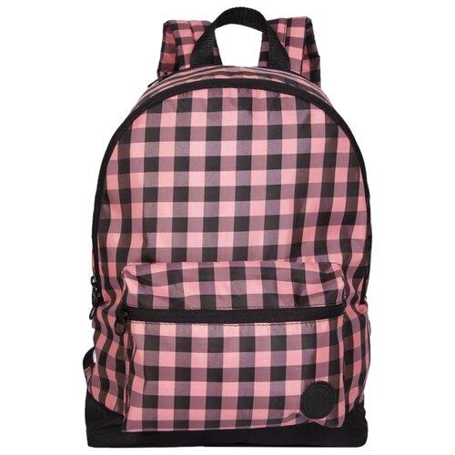 Рюкзак Grizzly RX-022-2/1 15 (черный/розовый) сумка женская grizzly цвет черный розовый 9 5 л md 621 2 1