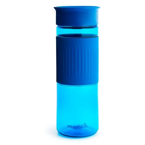 Бутылка для безалкогольных напитков, для воды Munchkin Miracle Hydration Bottle 360° Cup (710 мл) 0.71 пластик голубой