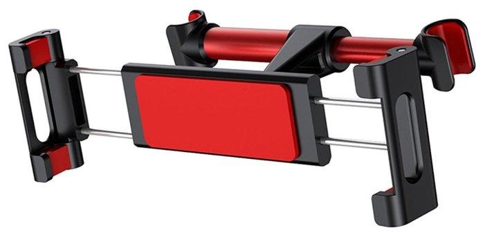 Держатель Baseus Back Seat Car Mount Holder красный фото 1