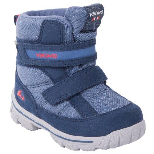 Фото - Ботинки VIKING размер 24, синий ботинки детские тотошка цвет синий n 630a b размер 32