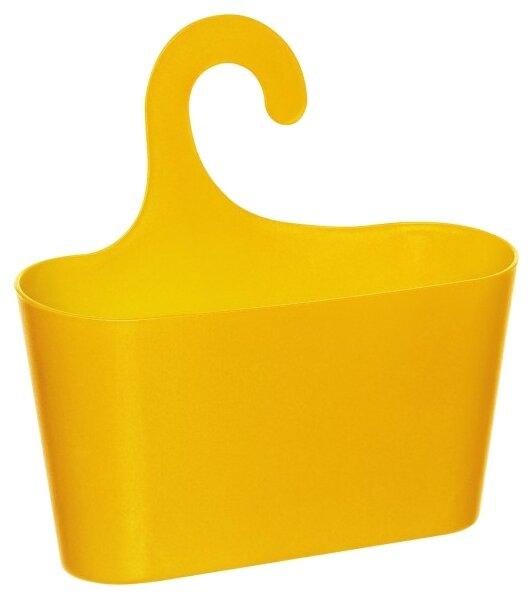 Stardis Подвесная корзина универсальная 26х26х9 см желтый
