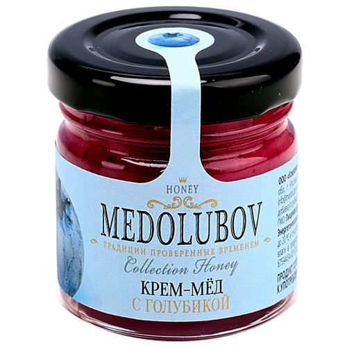 Крем-мед Medolubov с голубикой 40 мл