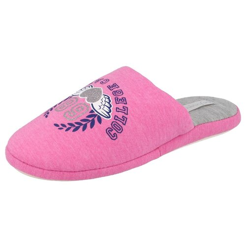 Тапочки ROMA TOP W433 De Fonseca розовый 38/39 (De Fonseca)Домашняя обувь<br>