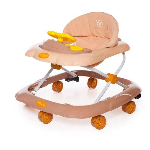 Ходунки Baby Care Optima коричневый baby care baby care ходунки walker розовые