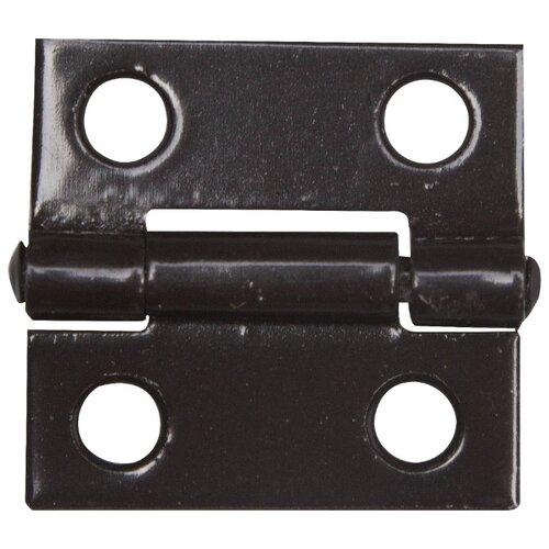 Врезная петля STAYER MASTER универсальная 25x24x1 мм коричневый