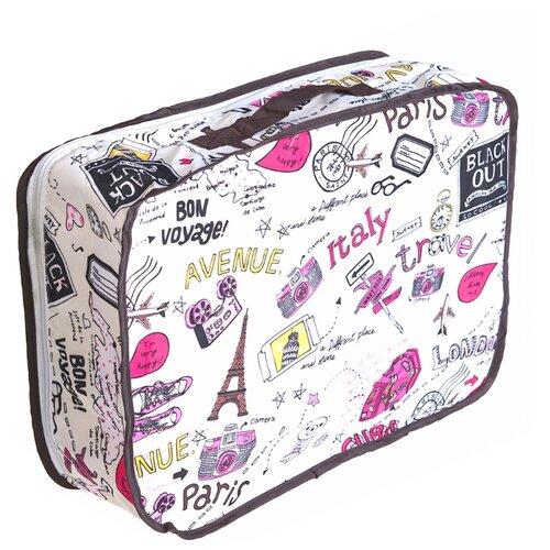 You'll love Кофр для хранения 70847 белый/розовый/черный