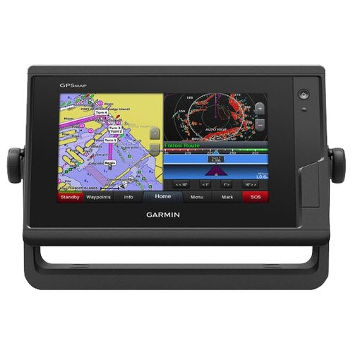 Навигатор Garmin GPSMAP 722 garmin gpsmap 62s page 9