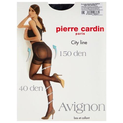 Фото - Колготки Pierre Cardin Avignon, 40 den, размер IV-L, nero (черный) колготки 50 den pierre cardin marseille coffee 2 мл