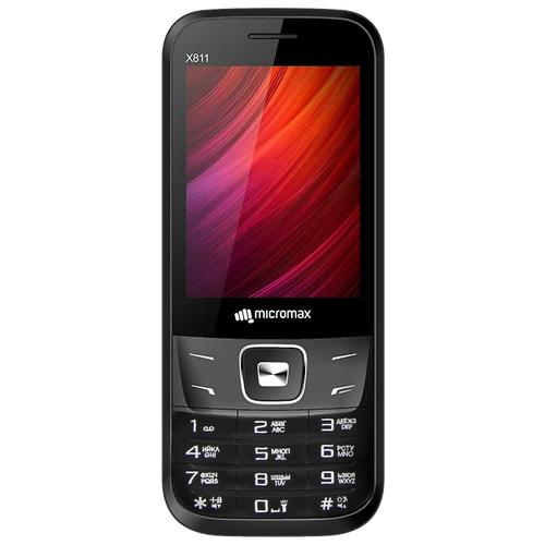 Купить Телефон Micromax X811 черный