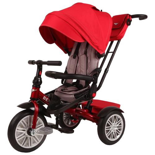 Трехколесный велосипед Bentley BN2 красный трехколесный велосипед pilot pta3 2019 красный