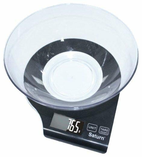 Кухонные весы Saturn ST-KS7803