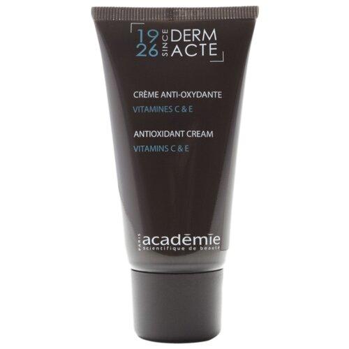 Academie Derm Acte Antioxidant Cream Крем-антиоксидант с витаминами С и Е для лица, 50 мл academie intense protection cream суперзащитный крем для лица 50 мл